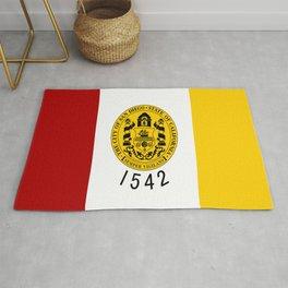 flag of San Diego Rug