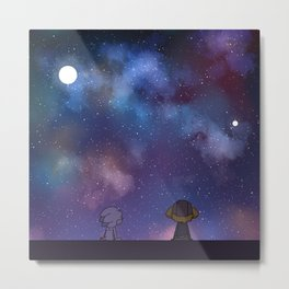 Celestial Clarity Metal Print