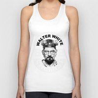 chemistry Tank Tops featuring Chemistry by GrOoVy Photo Art