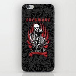 Evermore iPhone Skin