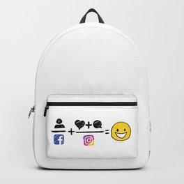 Color equation Backpack