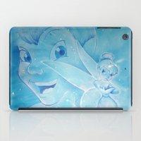 peter pan iPad Cases featuring Peter Pan by JBdesign
