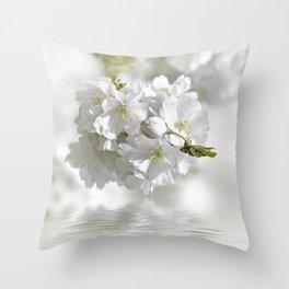 Spring 0132 Throw Pillow