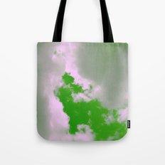 Green Sky! Tote Bag