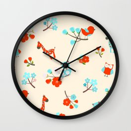 Children Decor Wall Clock