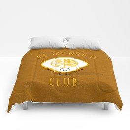 All u need is Adventure Club Comforters