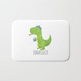 Jurassick Bath Mat