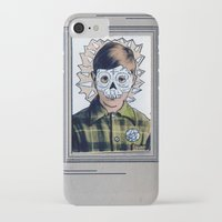 christian iPhone & iPod Cases featuring Christian by nicholas colen