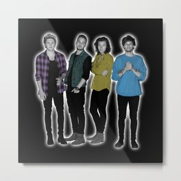 One Direction: Four Metal Print