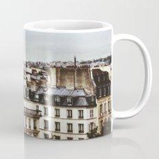 Upon the rooftops Mug
