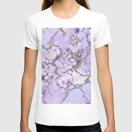Lavender Marble T-shirt