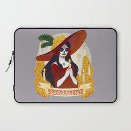 La Catrina: Resurreccion Laptop Sleeve