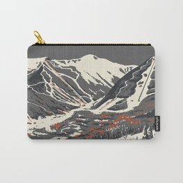 Stowe Vermont, ski capital of the east Carry-All Pouch
