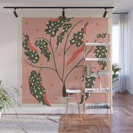 Flourishing Wall Mural