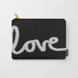 Love Is The Word Carry-All Pouch
