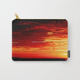 Sunrise @ Apollo Bay Carry-All Pouch