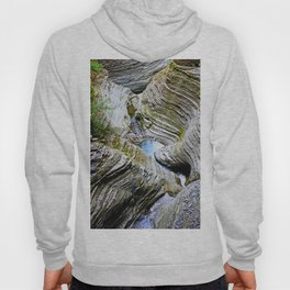 Curves Of Time Hoody