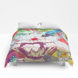 Cherry Picker Comforters