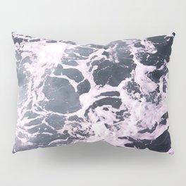 Marbled Waves Pillow Sham