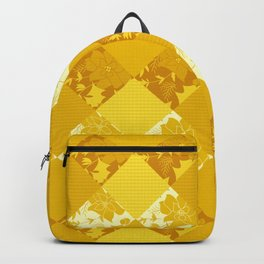 Patchwork, autumn 2 Backpack
