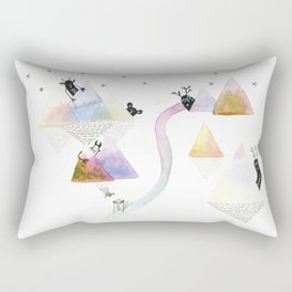 Things in the Mountains Rectangular Pillow