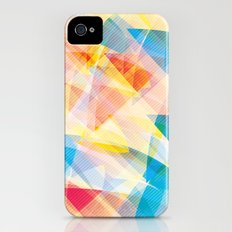 Abstract Slim Case iPhone (4, 4s)