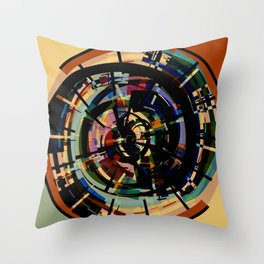 """""""I Can't Be Satisfied"""" Throw Pillow"""