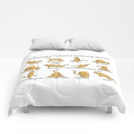 Ashtanga Vinyasa Primary Series Comforters