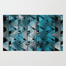 TriangleTracts Rug