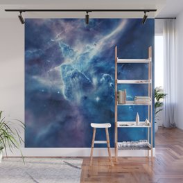 Carina Nebula Wall Mural