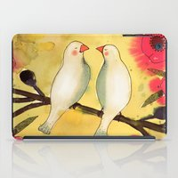 les mis iPad Cases featuring les poetes by sylvie demers