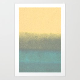water color 2 Art Print