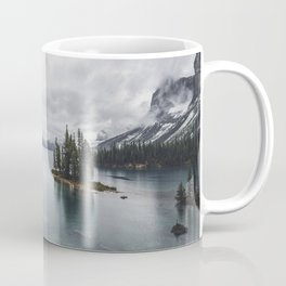Maligne Lake Jasper Alberta Coffee Mug