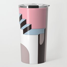 Go Away - At least try. Travel Mug