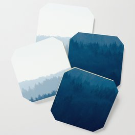 Blue Forest Coaster