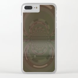 Denna Clear iPhone Case