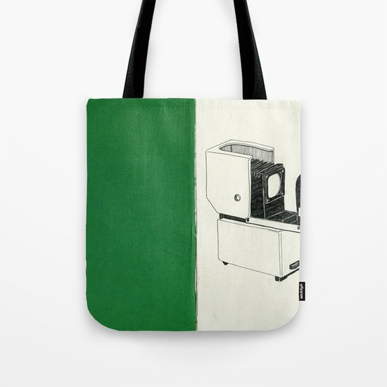 Slideshow Tote Bag