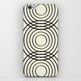 life balance iPhone Skin