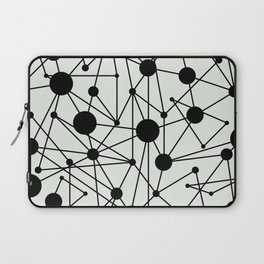 We're All Connected Laptop Sleeve