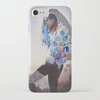 wanderlust iPhone & iPod Cases featuring Wanderlust by Jenessa Peterson