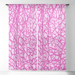 Desert Flower Sheer Curtain