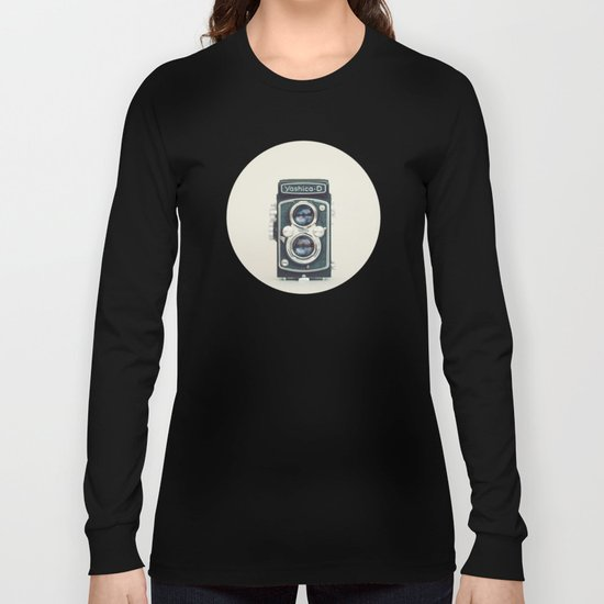 Yashica Long Sleeve T-shirt