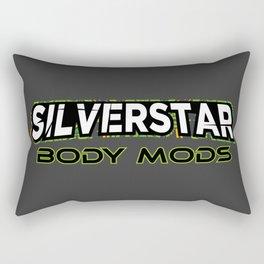 SILVERSTAR (Automotive) Body Mods Rectangular Pillow