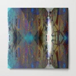 Akin to recalling, instead; understood mimicry. 05 Metal Print
