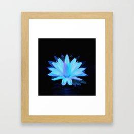 My Night Light... Framed Art Print