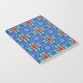Southwestern Glass Tile Digital Art Notebook