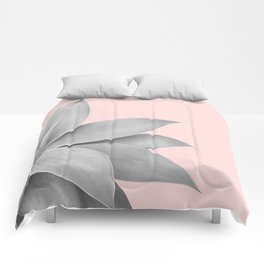 Agave Finesse #5 #tropical #decor #art #society6 Comforters