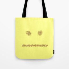 Not Amused Tote Bag