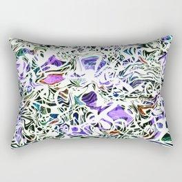 Purp Lives (OH. Oakland) Rectangular Pillow