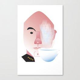 Jean Luc Canvas Print